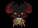 Нашивка | Metal Silver Demon