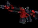 M4A4 | Злобный дайме (Немного поношенное)