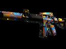 M4A1-S | Хрусталь (Немного поношенное)