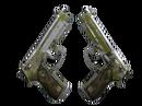 Dual Berettas | Коммутатор (Закалённое в боях)