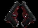 Dual Berettas | Пантера (Немного поношенное)