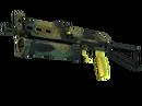 StatTrak™ ПП-19 Бизон | Jungle Slipstream (Немного поношенное)