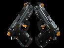 StatTrak™ Dual Berettas | Духовики (Поношенное)