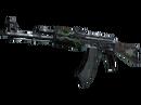AK-47 | Изумрудные завитки (Прямо с завода)