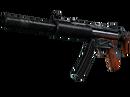 MP5-SD | Нитро (Закалённое в боях)