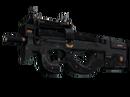 StatTrak™ P90   Элитное снаряжение (Поношенное)