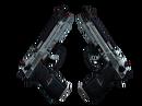 Dual Berettas | Катастрофа (Закалённое в боях)
