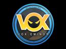 Наклейка | Vox Eminor | Кёльн 2014