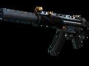 StatTrak™ MP5-SD | Кислотный душ (Немного поношенное)