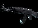 AK-47 | Фиолетовое барокко (Закаленное в боях)