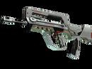 StatTrak™ FAMAS | Механо-пушка (После полевых испытаний)