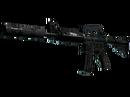 M4A1-S | Моховый кварц (Закаленное в боях)