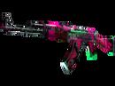 AK-47 | Neon Revolution (Закаленное в боях)