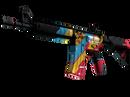 M4A4 | Кибербезопасность (Немного поношенное)