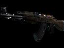 AK-47 | Uncharted (После полевых испытаний)