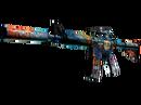 M4A1-S | Второй игрок (Закалённое в боях)
