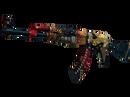 StatTrak™ AK-47 | Императрица (После полевых испытаний)