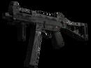 UMP-45 | Сажа (Закаленное в боях)