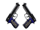 Dual Berettas | Дуэлист (Прямо с завода)