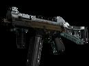 UMP-45 | Золотой висмут (Закалённое в боях)