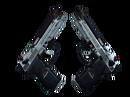 Dual Berettas | Катастрофа (После полевых испытаний)