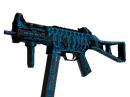 UMP-45 | Облучение (Закаленное в боях)