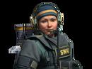 Старший лейтенант Фарлоу | SWAT