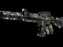 M4A1-S   Смешанный камуфляж (Закаленное в боях)