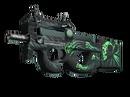 P90   Grim (Немного поношенное)