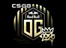 Наклейка | OG (золотая) | РМР 2020
